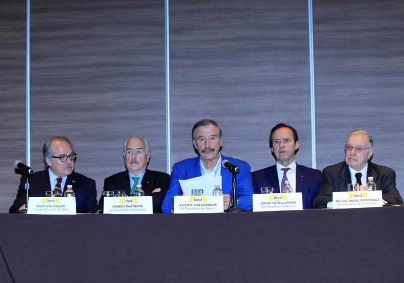 Expresidentes latinoamericanos