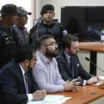 Audiencia, Javier Duarte, Guatemala, Justicia, Extradición