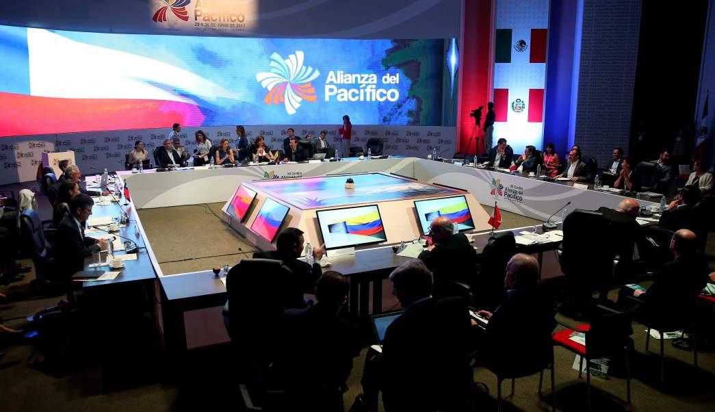 Consejo de Ministros, Cumbre, Alianza del Pacífico, Colombia.