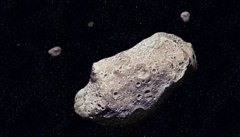 asteroide Ida, sonda Galileo, luna, Dactyl