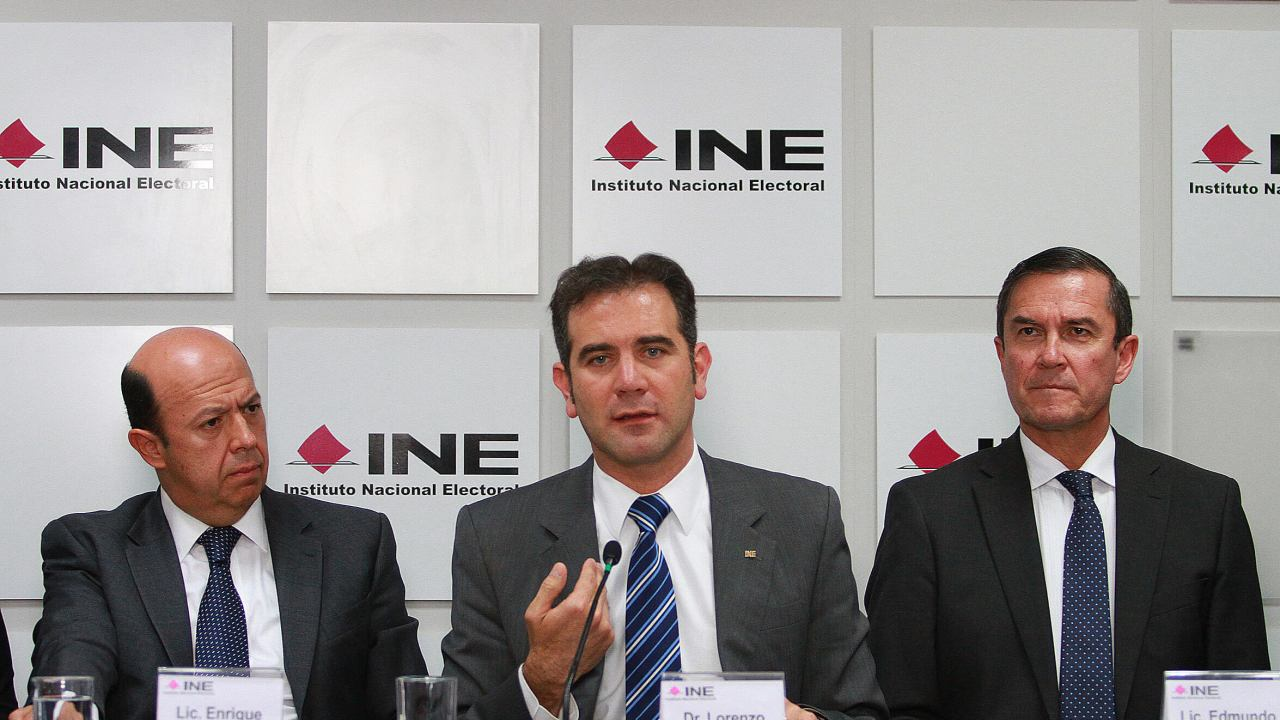 Consejeros del INE, INE, Consejeros, Instituto Nacional electoral