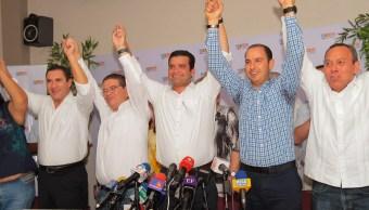 Antonio Echevarría García, candidato de la coalición Juntos por Ti, Elección Nayarit