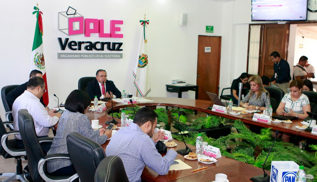 Organismo Público Local Electoral de Veracruz