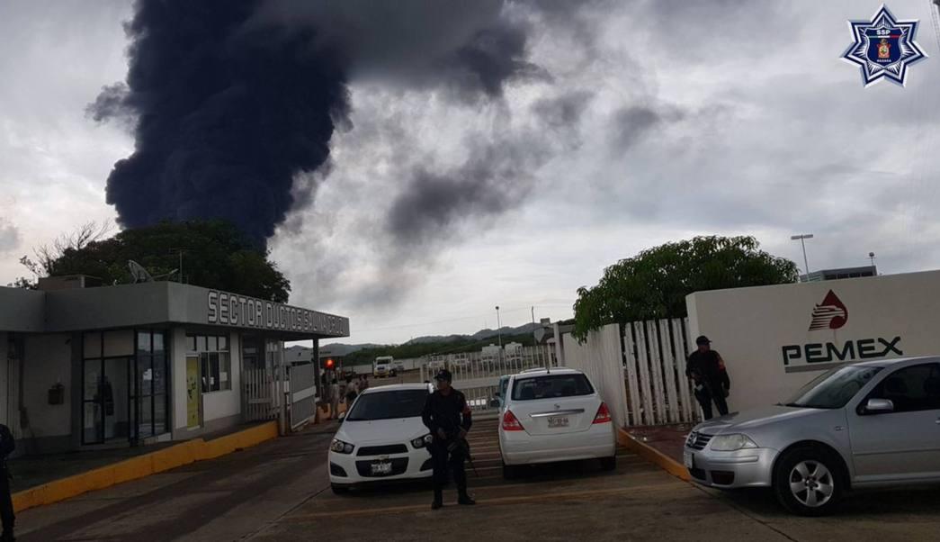 Escuelas, Oaxaca, Cerradas, Incendio en refineria, Educacion