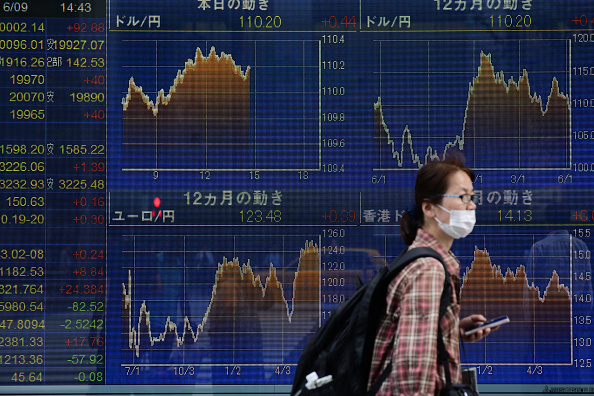 La Bolsa de Tokio opera con cautela por reunión de la Fed