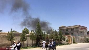 Afganistán, atentado, coche bomba, muertos, heridos, seguridad