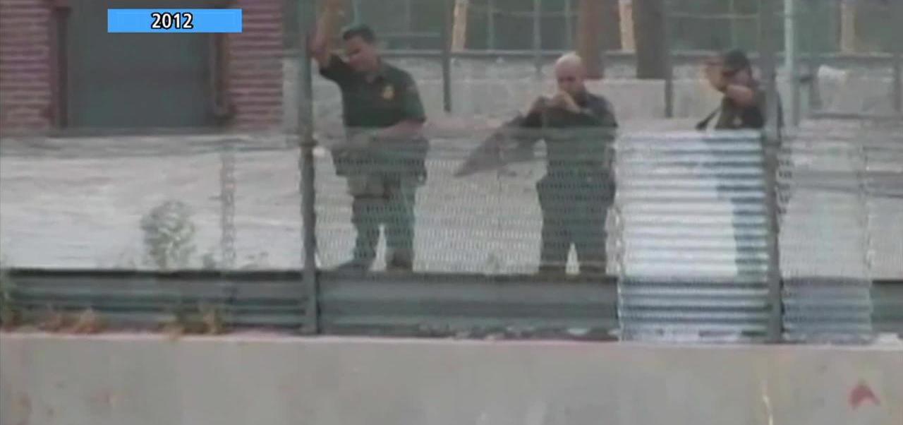 Lonnie Swartz, agente de Patrulla Fronteriza, Estados Unidos, muerte de un menor, menor mexicano