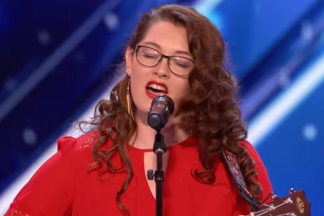 Joven de Florida sorprende con su voz en America's Got Talent