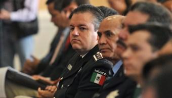 Alberto Capella, comisionado de Seguridad Estatal de Morelos