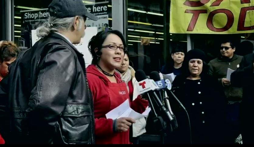 Ana Laura López era activista en Chicago, Estados Unidos