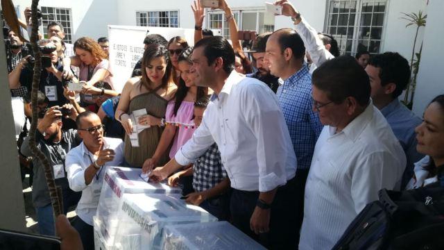 Prep, Nayarit, Antoni echavarria, Elecciones 2017, Tepic, Noticias