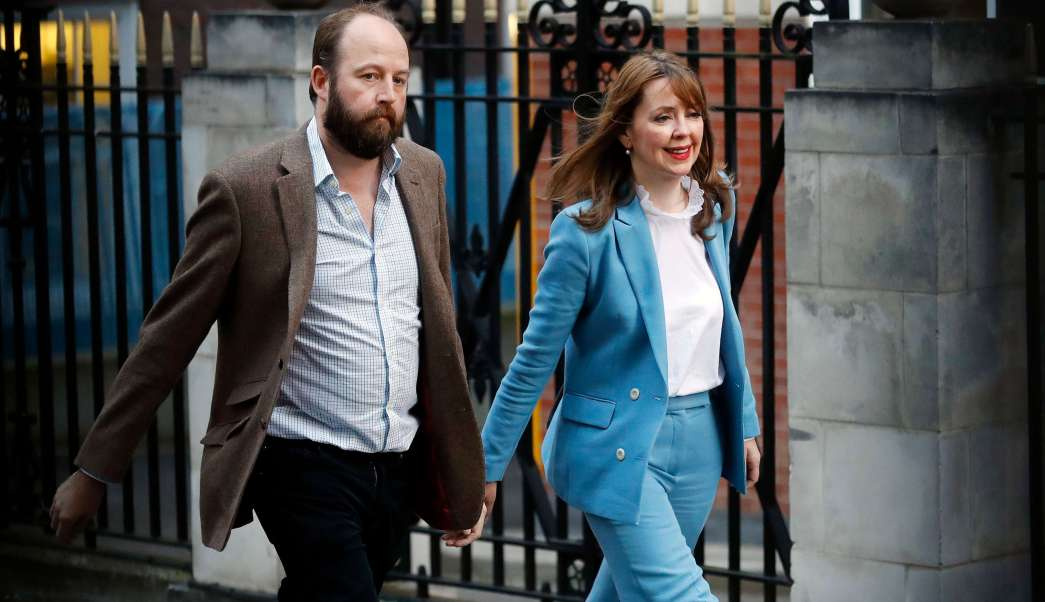 Teresa May, Nick Timothy, Fiona Hill, Partido Conservador