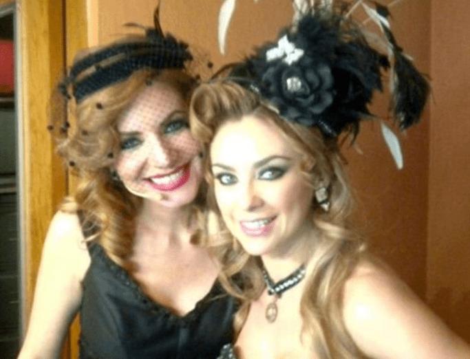 Aracely Arámbula, Manola Díez, amenaza de muerte, pleito, actrices