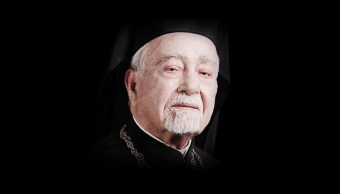 Antonio Chedraoui, arzobispo de la Iglesia Ortodoxa en México