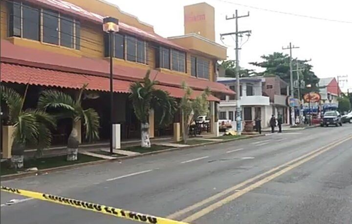 Comando asesina Comisionado de la Policía Federal en Veracruz