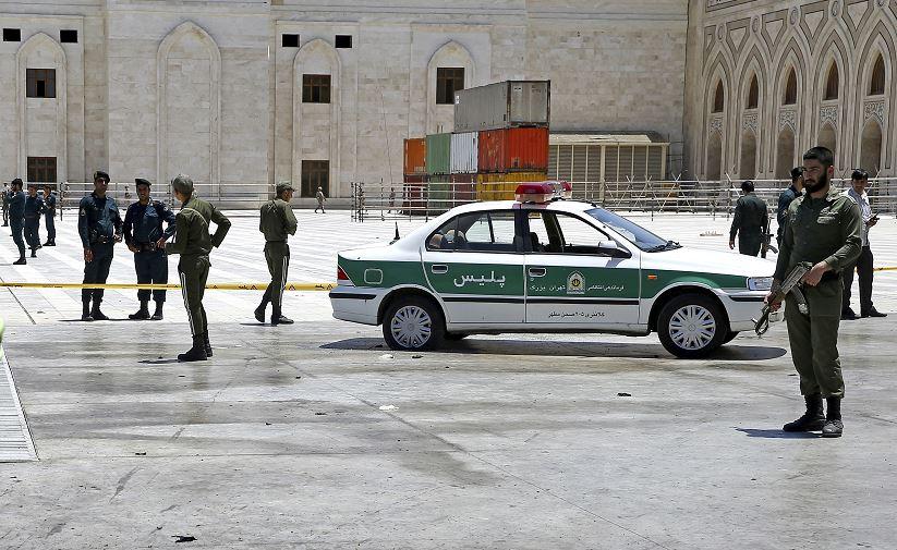 Irán, Teherán, atentados, Estado Islámico, terrorismo, seguridad