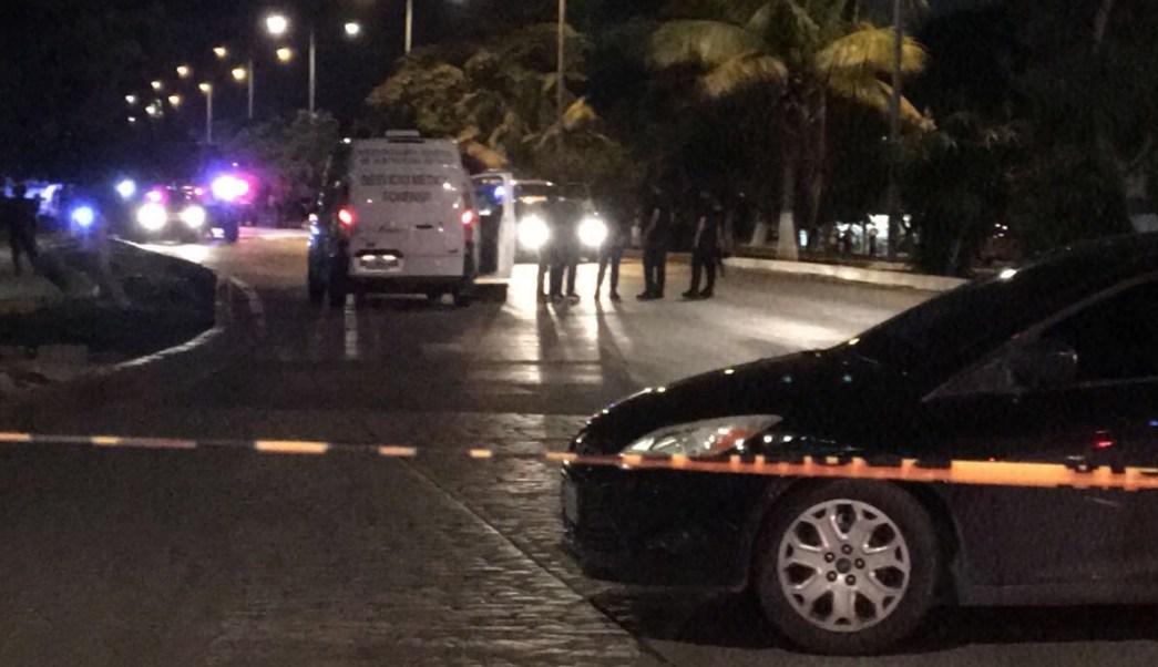 Balacera, Cancun, Quintana roo, seguridad, violencia