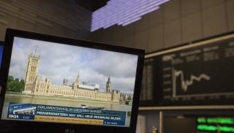 La mayoría de las Bolsas europeas avanza, el mercado londinense retrocede