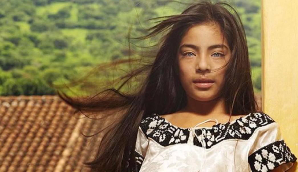 niña más bonita, Diego Huerta, Adriana, foto