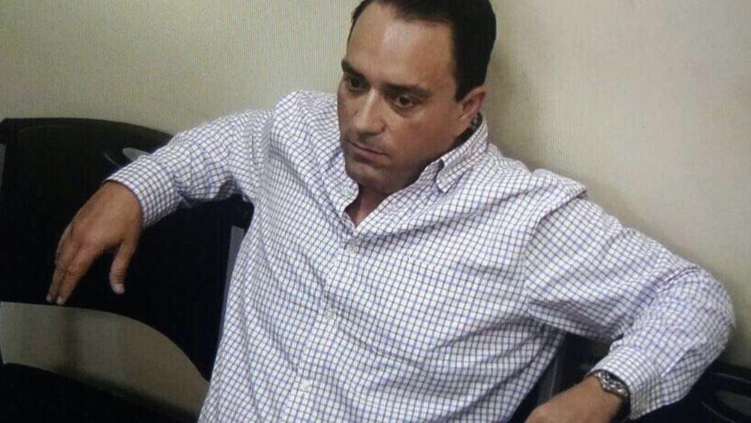 Roberto Borge, exgobernador de Quintana Roo,