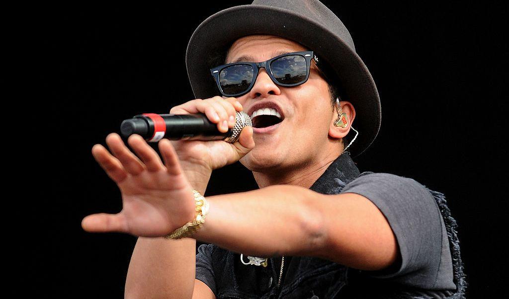 Bruno Mars, Foro Sol, conciertos, México