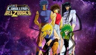 Los Caballeros del Zodiaco (Foto: televisa.com)