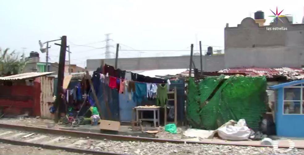 Cartonlandia, ciudad perdida en el Estado de México