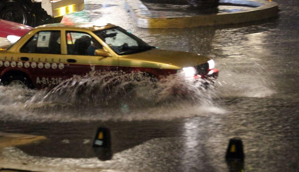Tormenta, Ciudad de México, Inundaciones, Encharcamientos, Árboles Caídos, Lluvias, Vialidades, Bomberos, CDMX, Clima