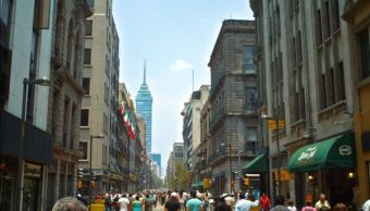 Centro Histórico CDMX tendrá nuevo corredor peatonal