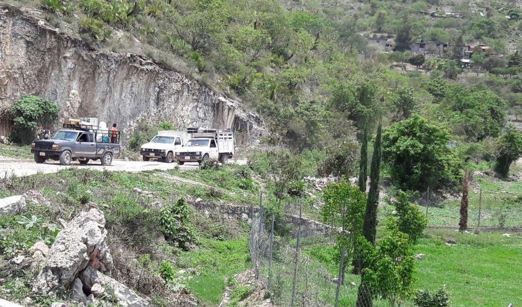 Grupos Criminales, Amenazan, Pobladores de Chilapa, Guerrero, Abandonan, Comunidades, Violencia