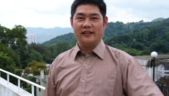 El obispo de la diócesis china de Wenzhou, Pietro Shao Zhumin (Foto: Express)