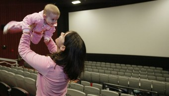 3 años, Mazatlan, niños, cine