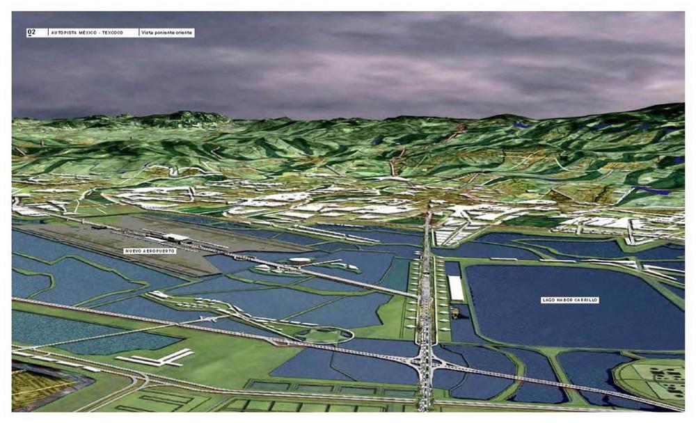 ciudad futura, ciudad de méxico, lagos