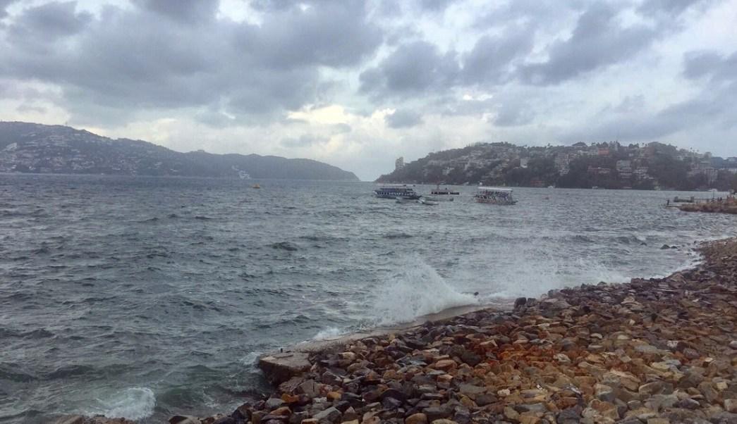 SMN prevé tormentas en áreas de Guerrero (Notimex)