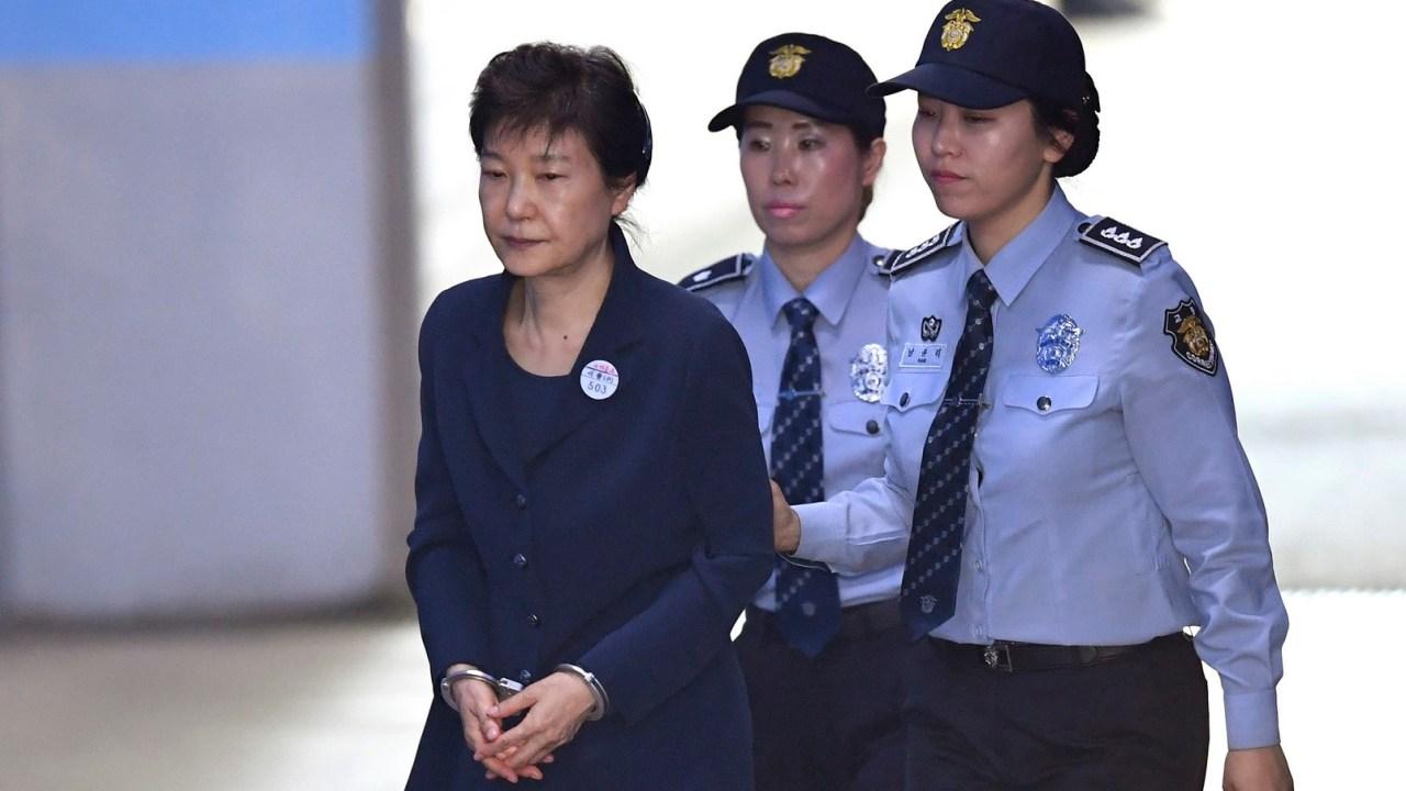 Corea del Norte emite orden para ejecutar a la expresidenta de Corea del Sur Park Geun-hye