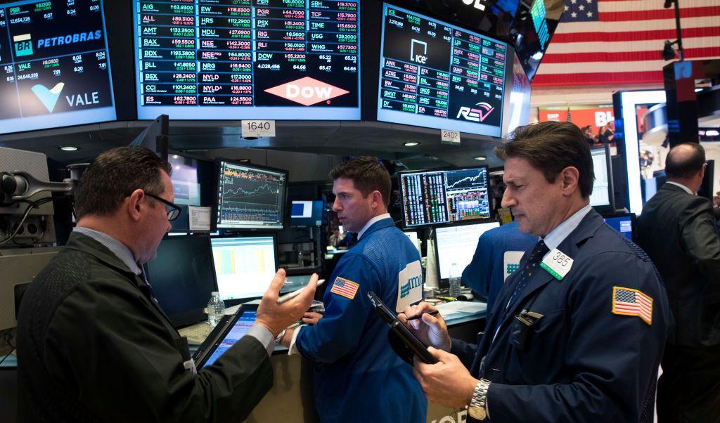 Wall Street, Dow Jones, Nasdaq, Bolsa, Nueva York, economía,