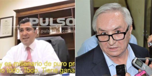 Auditor, Diputado, San Luis Potosí, Renuncian, Escándalos, Corrupción, PAN