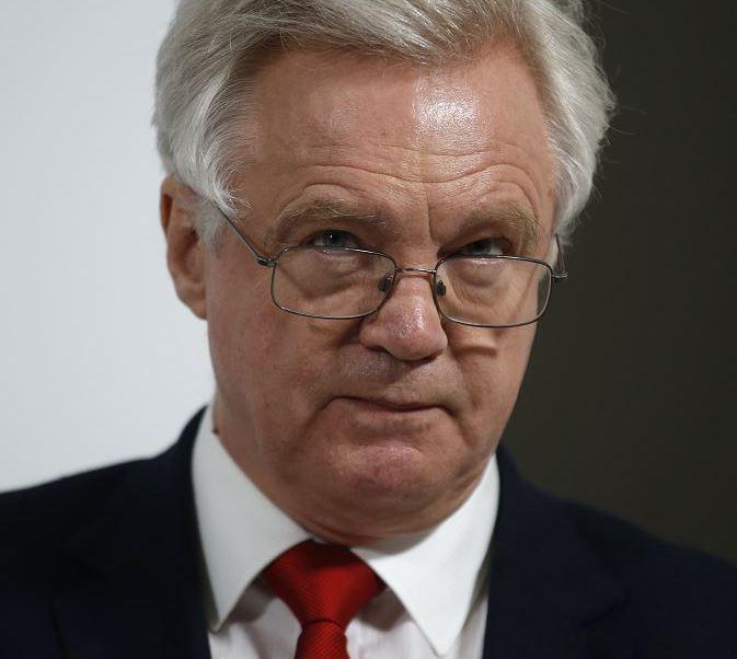 Ministro, Brexit, Apoyo, Theresa May, David Davis, Unión Europea