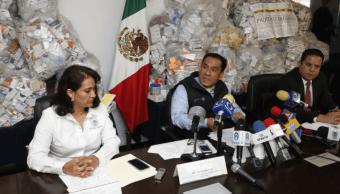 Decomiso de medicamentos en la colonia El Santuario, Jalisco