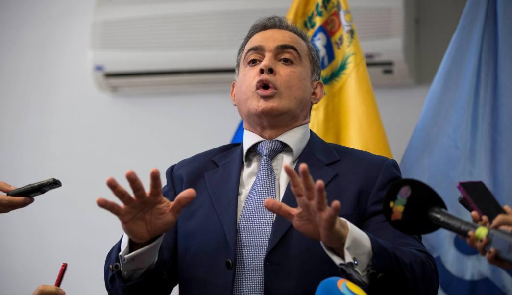 Defensor del pueblo de Venezuela, Tarek William Saab