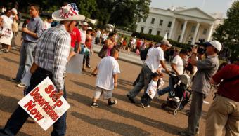 Eliminacion de DAPA, Estados Unidos, Donald Trump, Gobierno mexicano, Noticias, Noticieros