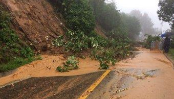 Tormenta tropical, depresión tropical, Beatriz, clima, Oaxaca, lluvias