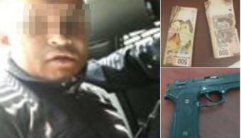 Dictan sentencia a hombre que asaltó a cuentahabiente en Lomas