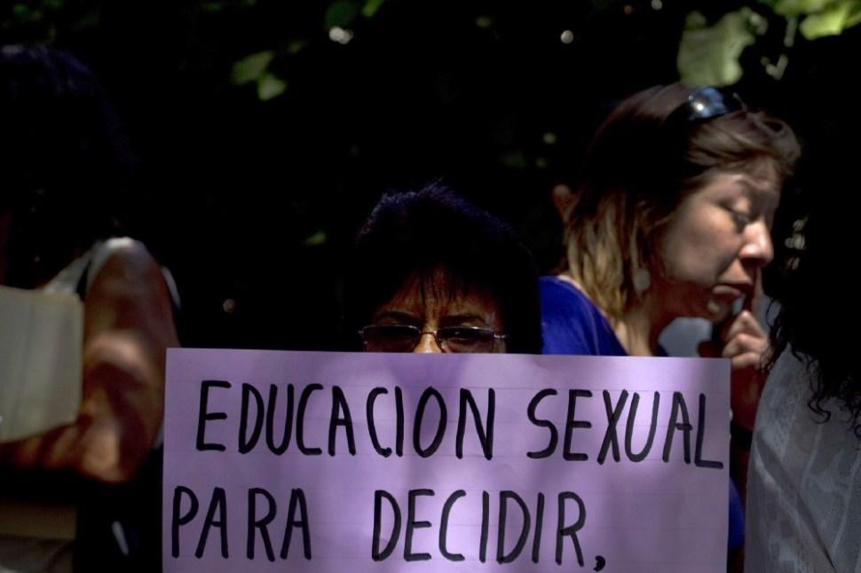 Educación sexual niños