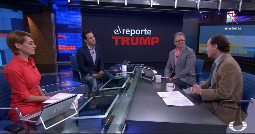 El analista Javier Tello habla de las acusaciones contra Trump