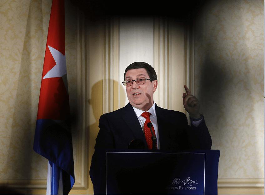 Cuba jamás negociará con EUA