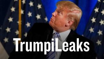 Trump, web, TrumpiLeaks, cineasta, denuncia, Estados Unidos,