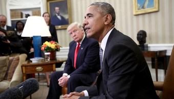 Trump, Historia, Obama, Presidente