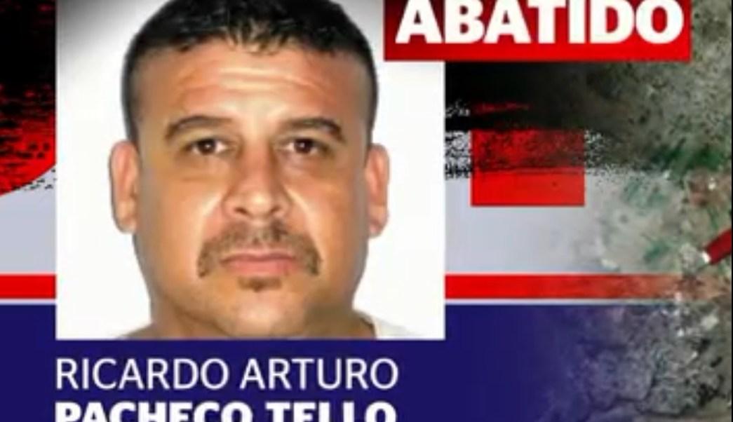 El Quino, abaten, CJNG, Veracruz, Puebla, seguridad
