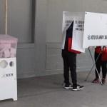 El domingo se realizaron elecciones de gobernador en el Edomex